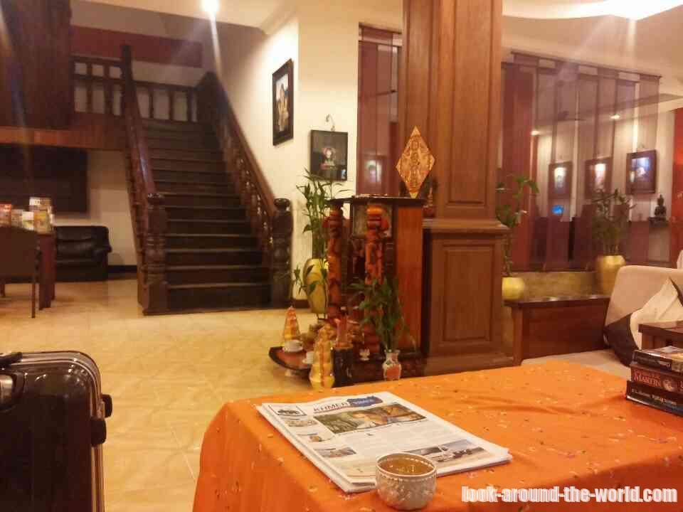 バンヤンリーフホテル
