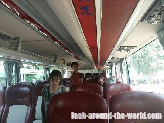 シェムリアップ~プノンペン8時間のバス移動