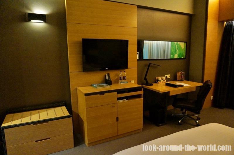 広州建国酒店(ジャングオホテル広州)の部屋