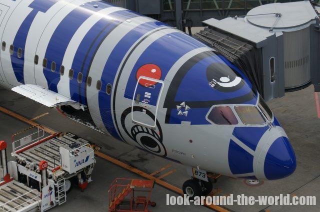 R2-D2 ANA JET B787-9