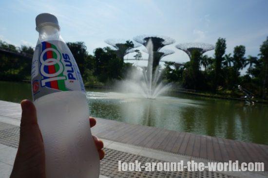 100 PLUS マレーシアの炭酸ポカリスエット