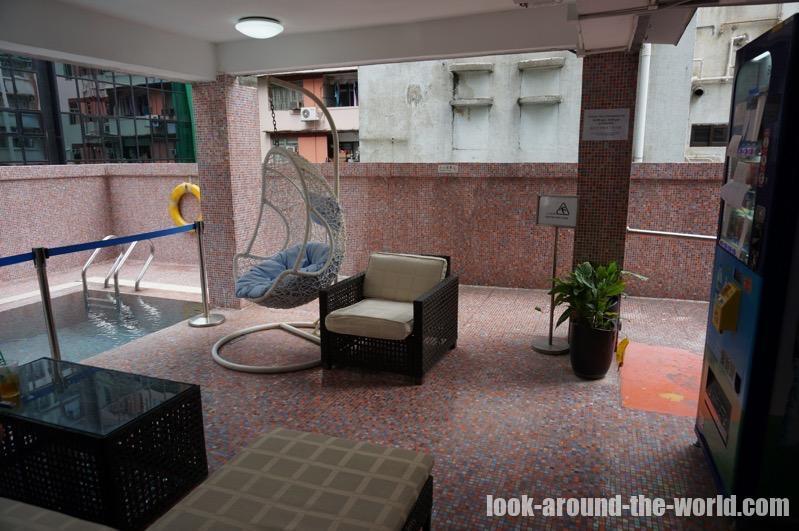 エースサイト ナッツフォード ホテル