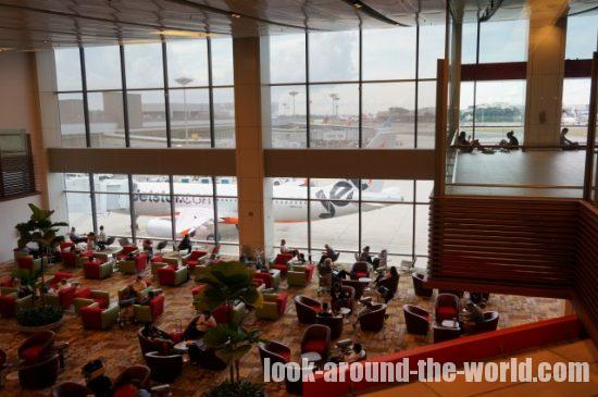 シンガポールチャンギ空港ターミナル1