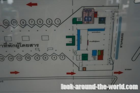 バンコク(エカマイ)とパタヤを激安バスで移動する方法