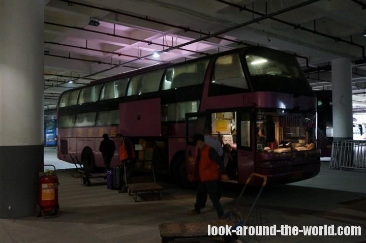 深センから南寧まで深夜バスで移動してみたへ