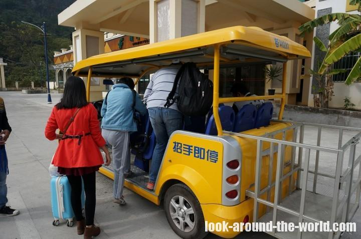 【中国・ベトナム国境】南寧から友誼関経由でハノイへバス移動