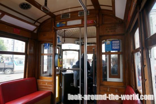 リスボントラム12E環状線に乗って世界遺産の街を短時間で観光してみた
