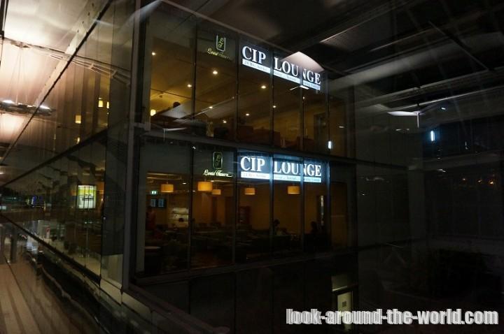 スワンナプーム国際空港のLouis' Tavern CIP First Class Lounge(コンコースG)