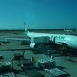 エバー航空A330-200