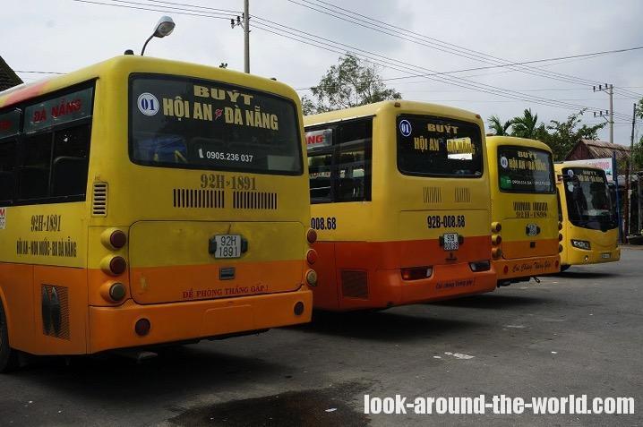 五行山にホイアンとダナンから路線バスで行く方法と観光の見どころを紹介
