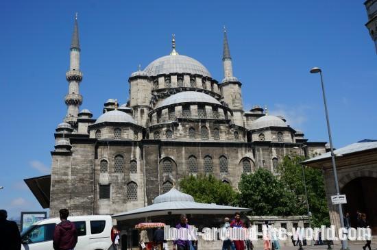 イスタンブールのエジプシャンバザールを散策