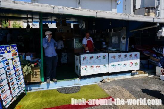 ガラタ橋で船のサバサンド売りNG!本当にうまい店をご紹介