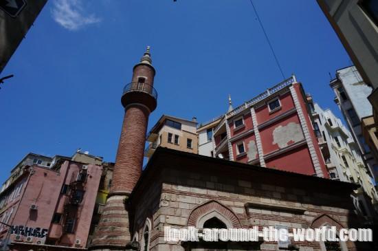 ガラタ塔からイスティクラール通りまでを散策