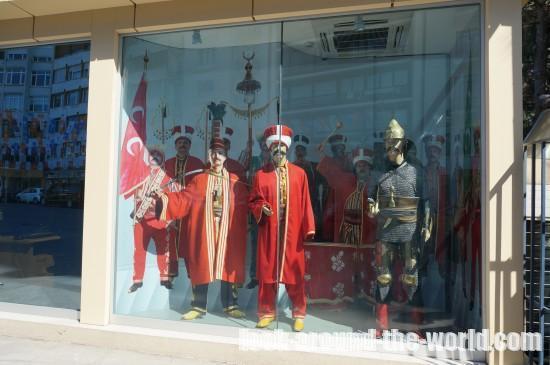 イスタンブールの軍事博物館