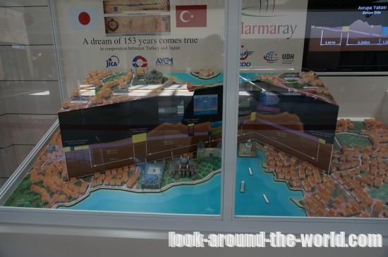 イスタンブールのアジア側にあるカドゥキョイへ地下鉄マルマライ線で行ってみた