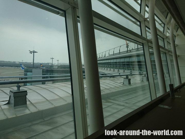 羽田空港国際線ターミナルのSKY LOUNGE