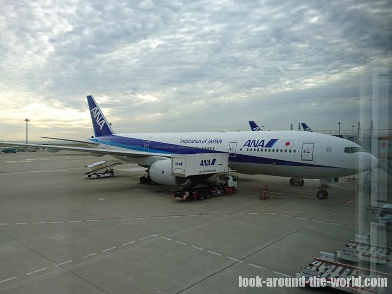 ANA93 B767-300ER