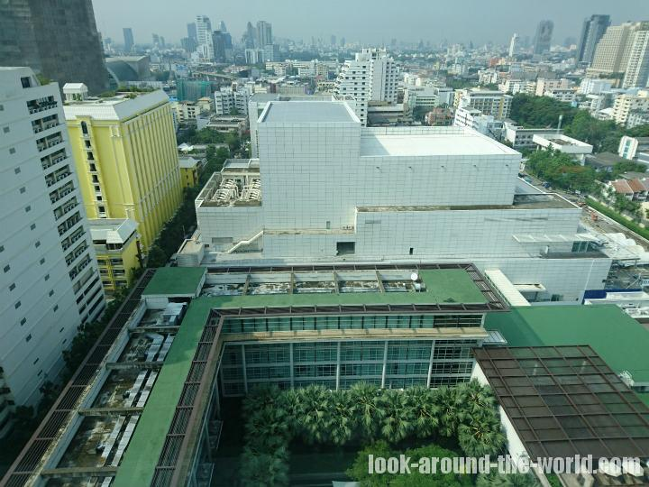 プルマン バンコク キングパワーのエグゼクティブルーム宿泊