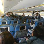 ANA 767-300ER エコノミークラス