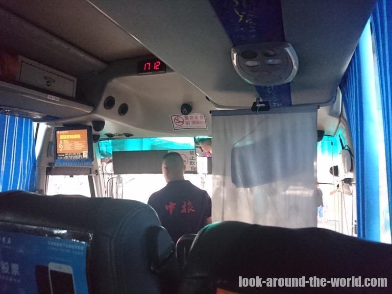 香港国際空港で広州行きバスで国境を超える方法