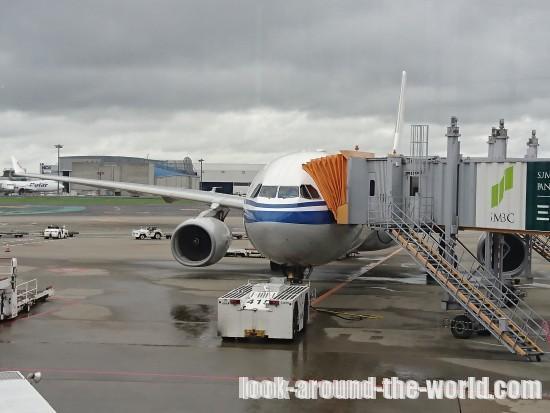 中国国際航空 A330-300