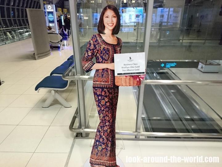 移転オープンしたバンコクスワンナプーム国際空港のシルバークリスラウンジ