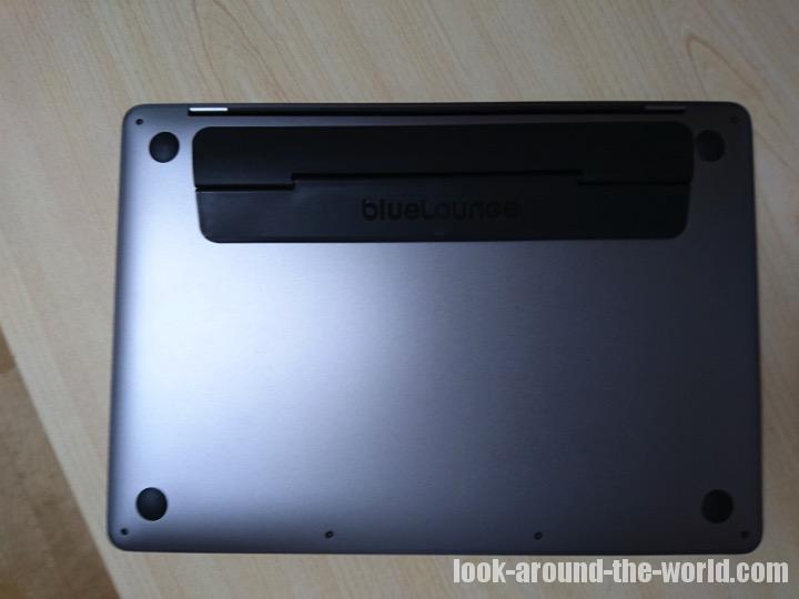 MacBook Proの文字入力が快適になるスタンド購入レビュー!熱暴走対策にも使える