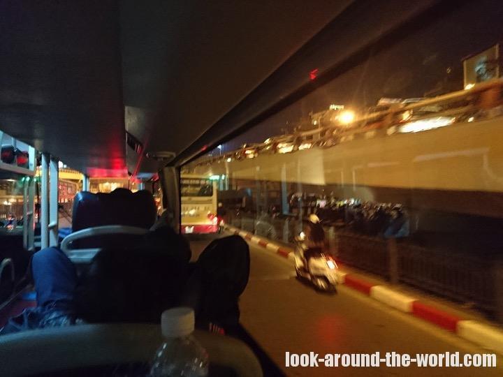 ハノイからホーチミンまで全区間バスで移動してみた【ハノイ〜ホイアン編】