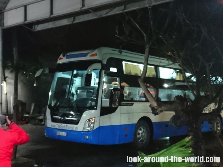 シンツーリストのスリーピングバス