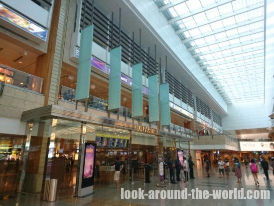 シンガポール・チャンギエアポート ターミナル2
