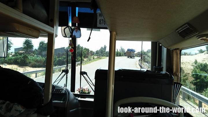 ハノイからホーチミンまで全区間バスで移動してみた【ホイアン〜ホーチミン編】