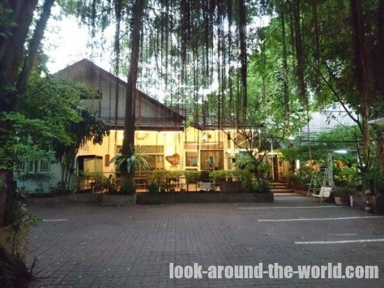 バンコク・アソークになるレストラン・ワナカーム