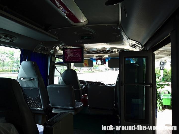 ホーチミンの買い物スポットイオンモールビンタン店へバスで行く方法