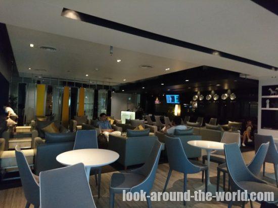 Louis' Tavern CIP First Class (Conc F) Lounge