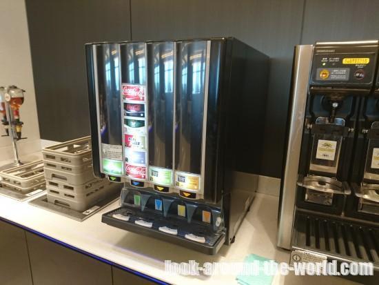 羽田空港国内線のANAラウンジで昼間からビールをごくごく飲んでみた