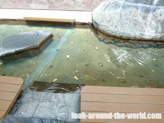 鹿児島空港にある無料の天然温泉足湯に行ってみた