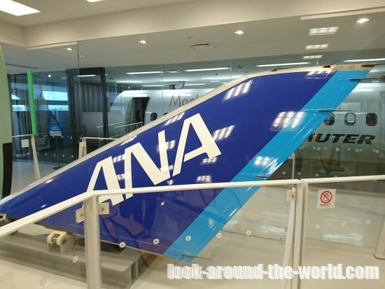 鹿児島空港の航空展示室SORA STAGEは見所満載の航空ファン必見スポットだった