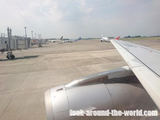 ジェットスタージャパンA320-200エコノミーGK626鹿児島~成田搭乗