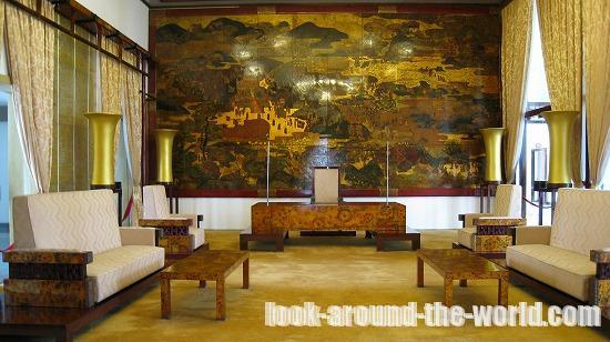 旧南ベトナム大統領官邸の統一会堂
