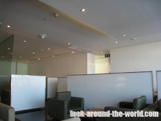 スワンナプーム国際空港のキャセイパシフィックラウンジ