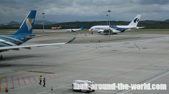 クアラルンプール国際空港シルバークリスラウンジ