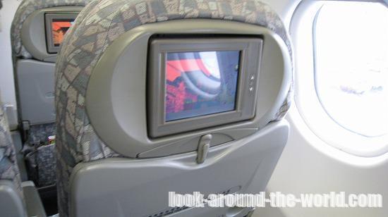エバー航空BR228クアラルンプール~台北A330-200
