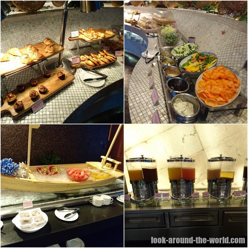 広州建国酒店(ジャングオホテル広州)の朝食