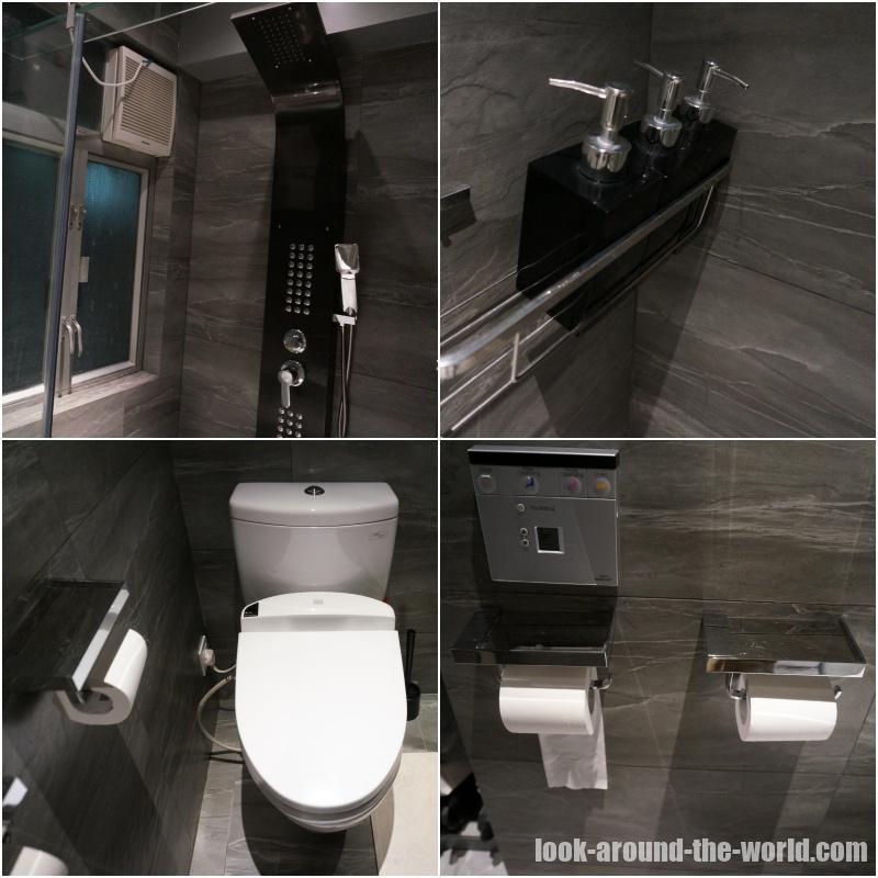 エトワール ドゥ メール(L'étoile de Mer)の バス・トイレ